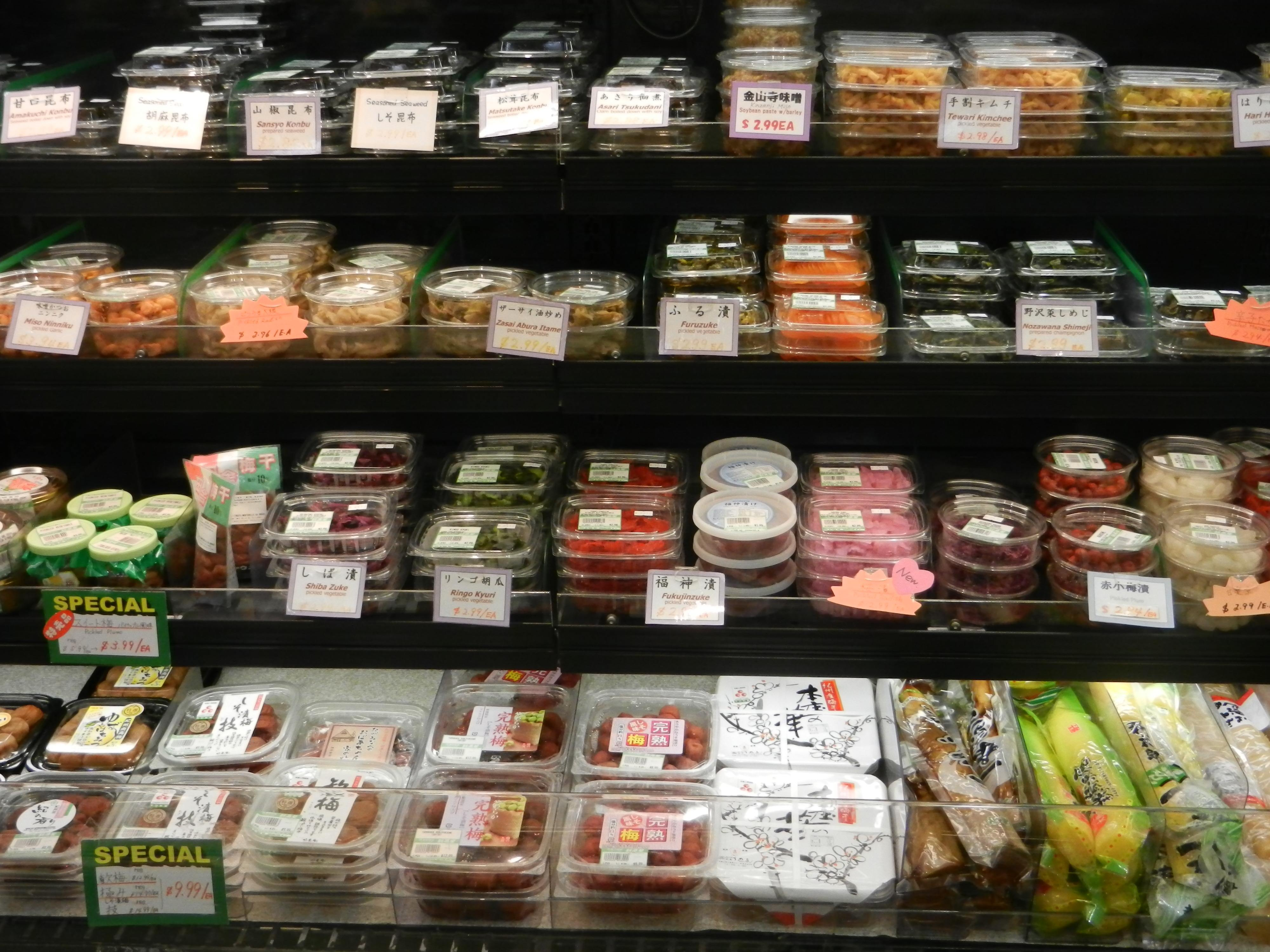 At Trip To Mitsuwa Japanese Food Store Low Carb Confidential