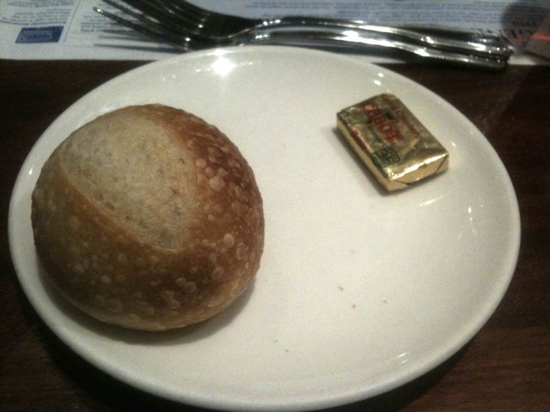 THE LONESOME BREADROLL